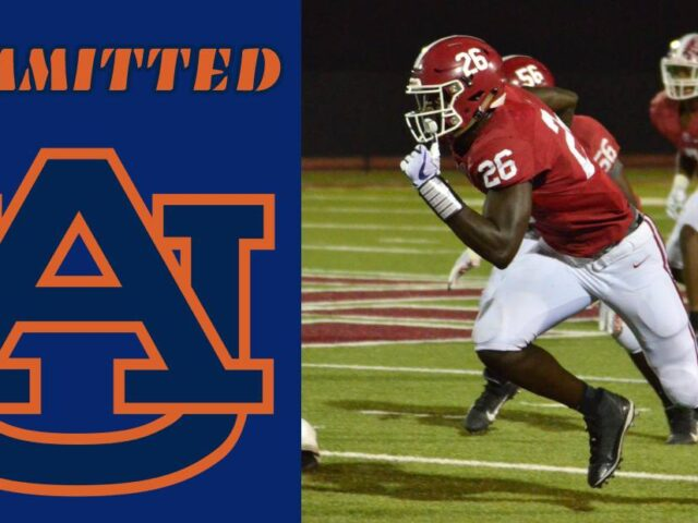 Four-Star Defensive End Dylan Brooks Commits to Auburn University