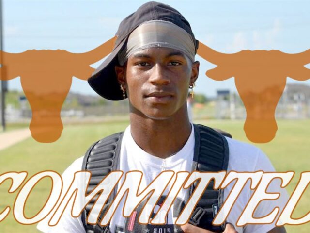 Four-Star Wide Receiver Evan Stewart Commits to the Longhorns