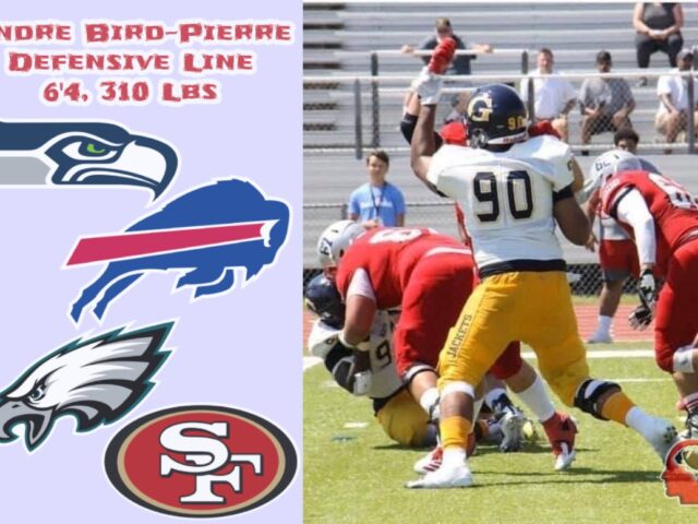 NFL Free Agent Profile: Andre Bird-Pierre