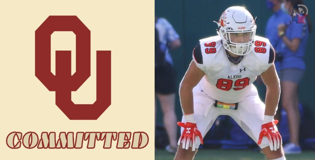 Jason Llewellyn Commits to Oklahoma