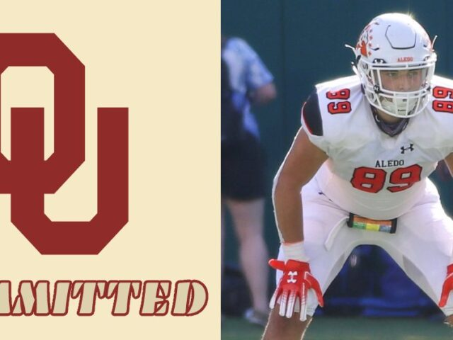 Three-Star TE Jason Llewellyn Commits to the University of Oklahoma