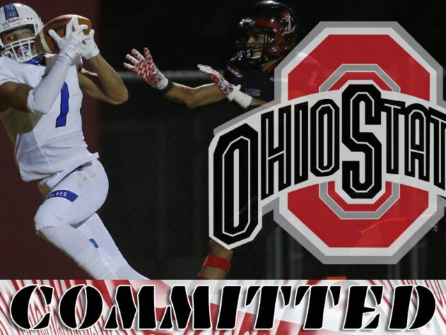 Ohio State Lands Another Elite WR in Four-Star Kyion Grayes