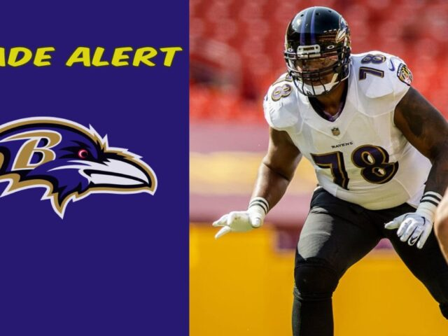 Orlando Brown Jr Has Requested a Trade from the Baltimore Ravens