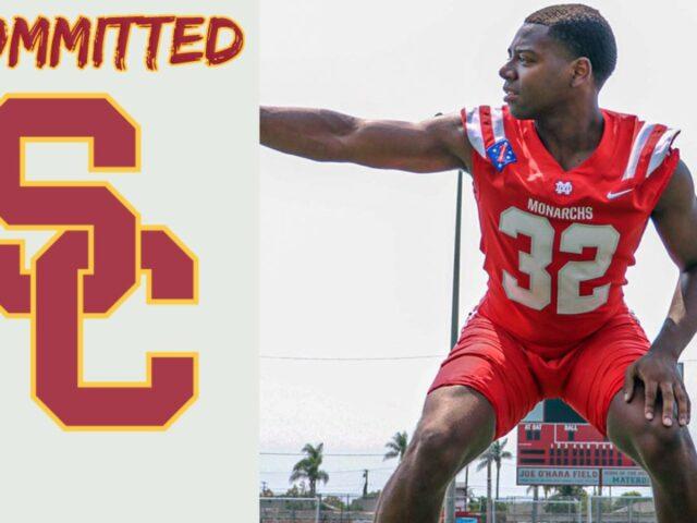 Raesjon Davis Stays Home & Commits to USC