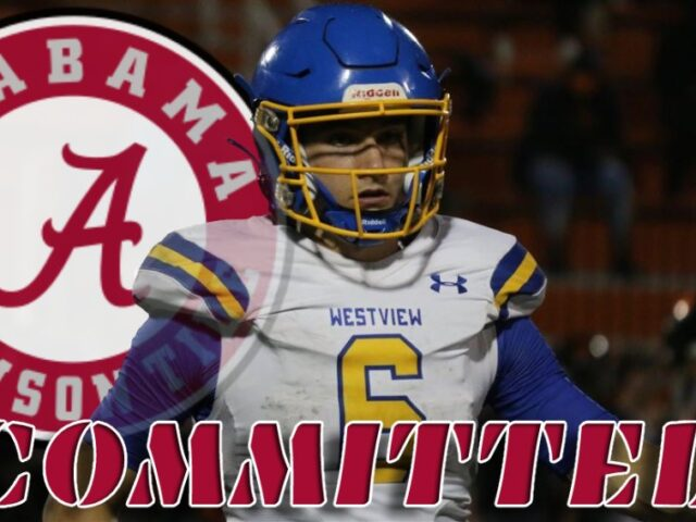 Five-Star QB Ty Simpson Commits to the University of Alabama