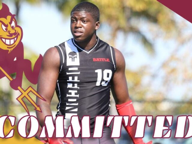 Four-Star Safety Alfonzo Allen Commits to the Arizona State Sun Devils