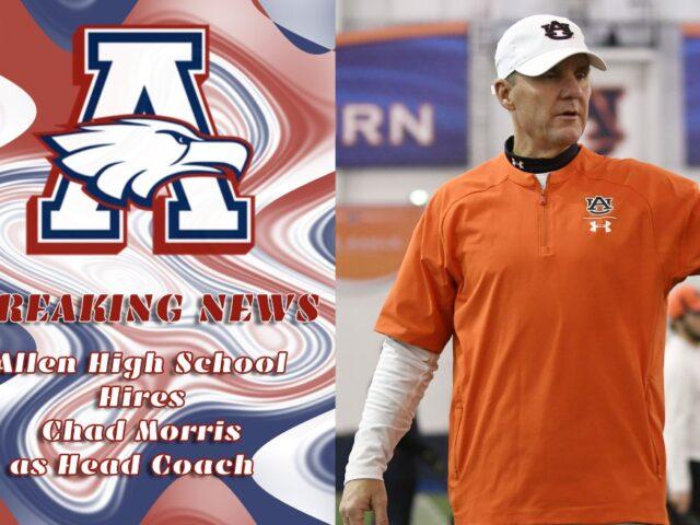 Allen High School Lands Chad Morris as Their Next Head Coach