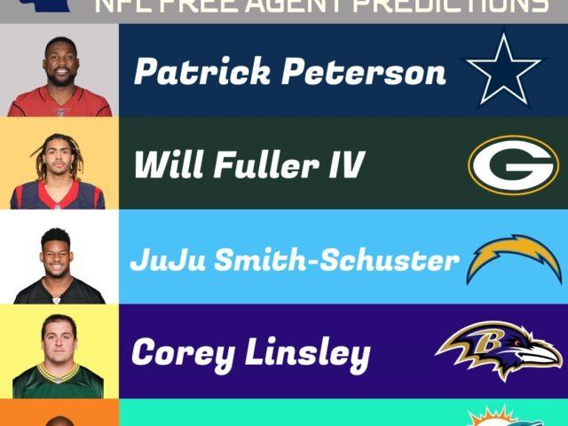2021 NFL Free Agent Landing Spots
