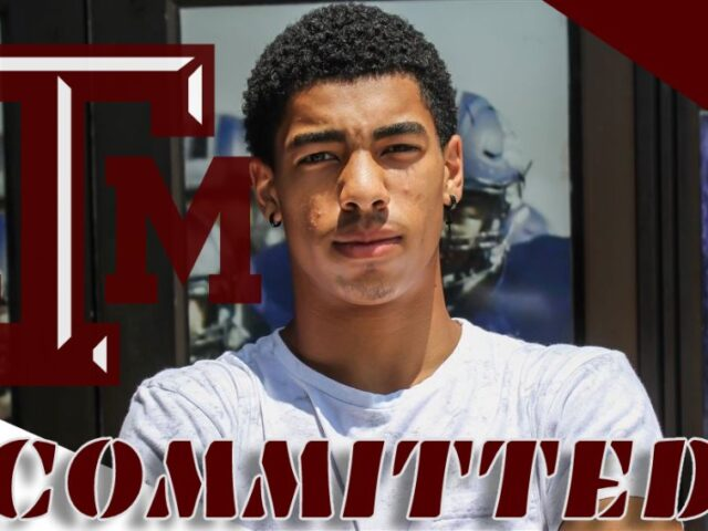 Texas A&M Lands Four-Star Wide Receiver Isaiah Sategna