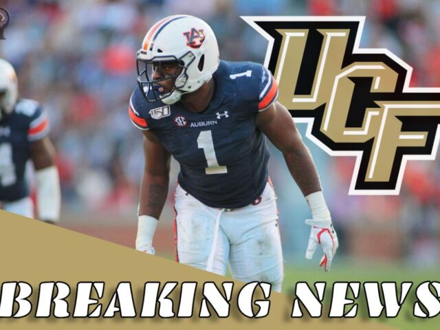 Big Kat Bryant Announces His Commit to the UCF Knights