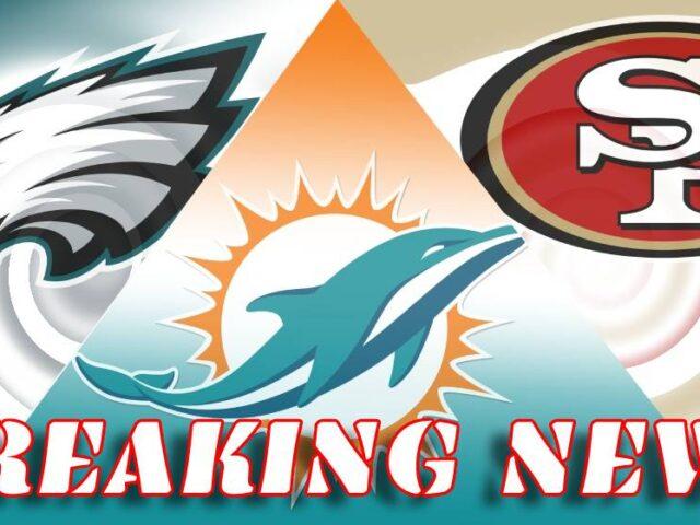 NFL Draft Shake Ups! – Miami, San Francisco, and Philly All Swap Picks