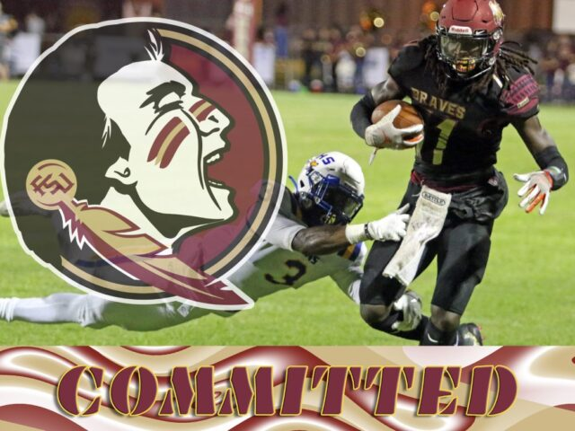 Five-Star Athlete Sam McCall Commits to Florida State University