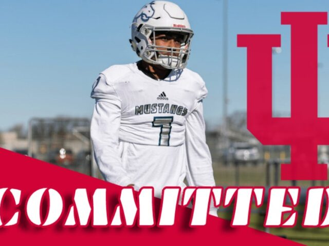 4-Star Safety Daeh McCullough Commits to Indiana University