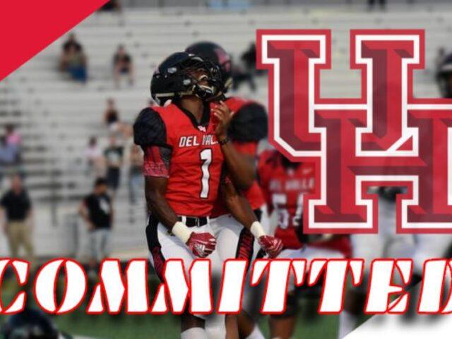 Three-Star Linebacker Kaleb Brown Commits to the University of Houston