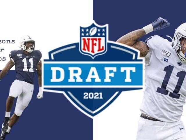 2021 NFL Draft Profile: Micah Parsons | afootballaddict.com