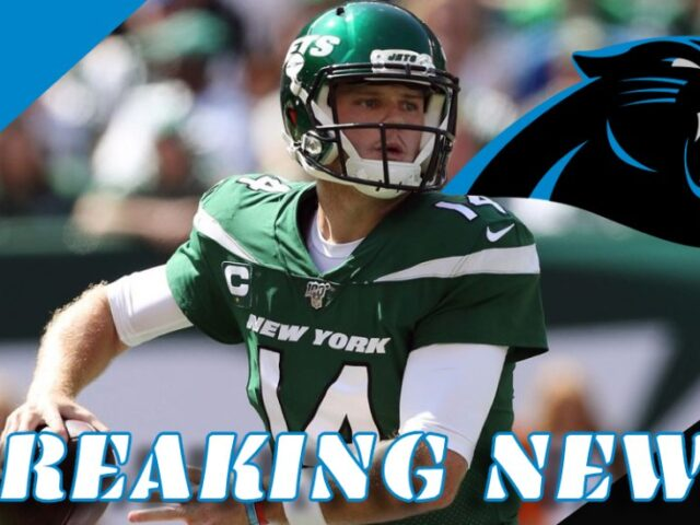 The New York Jets Trade Sam Darnold to the Carolina Panthers