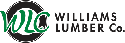 Williams Lumber and Building Supply Logo