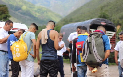 The Church and the Response to Crisis: Working with Migrants