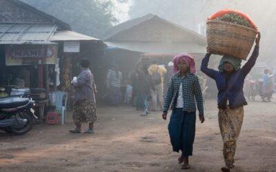 Discovering Joy in Burma