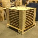Custom Designed Wood Crate