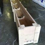 Heavy Duty Steel Roll Crate