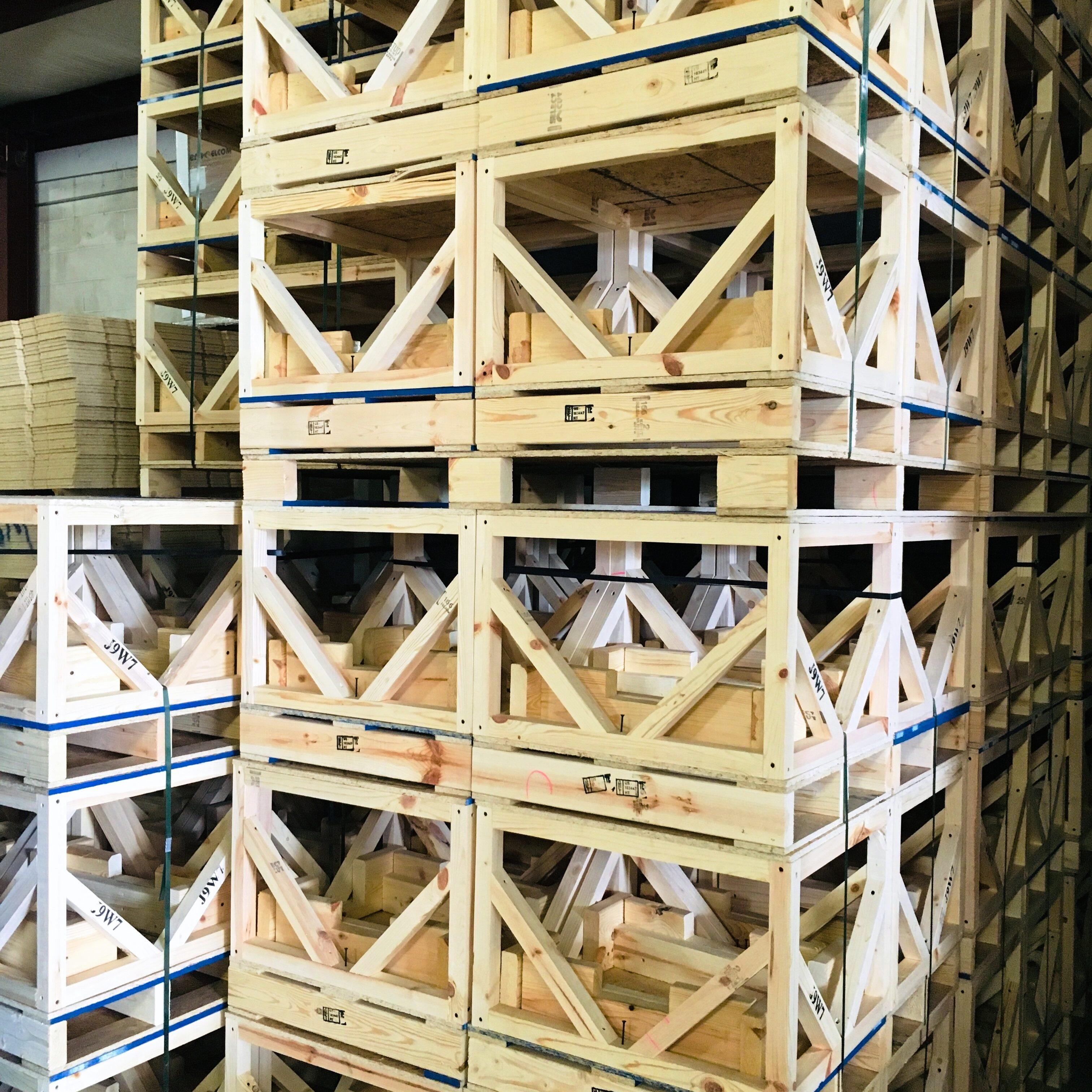 Engine Crates