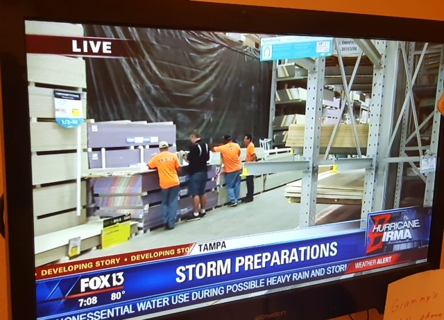 Hurrican Irma Orlando IMG_9557