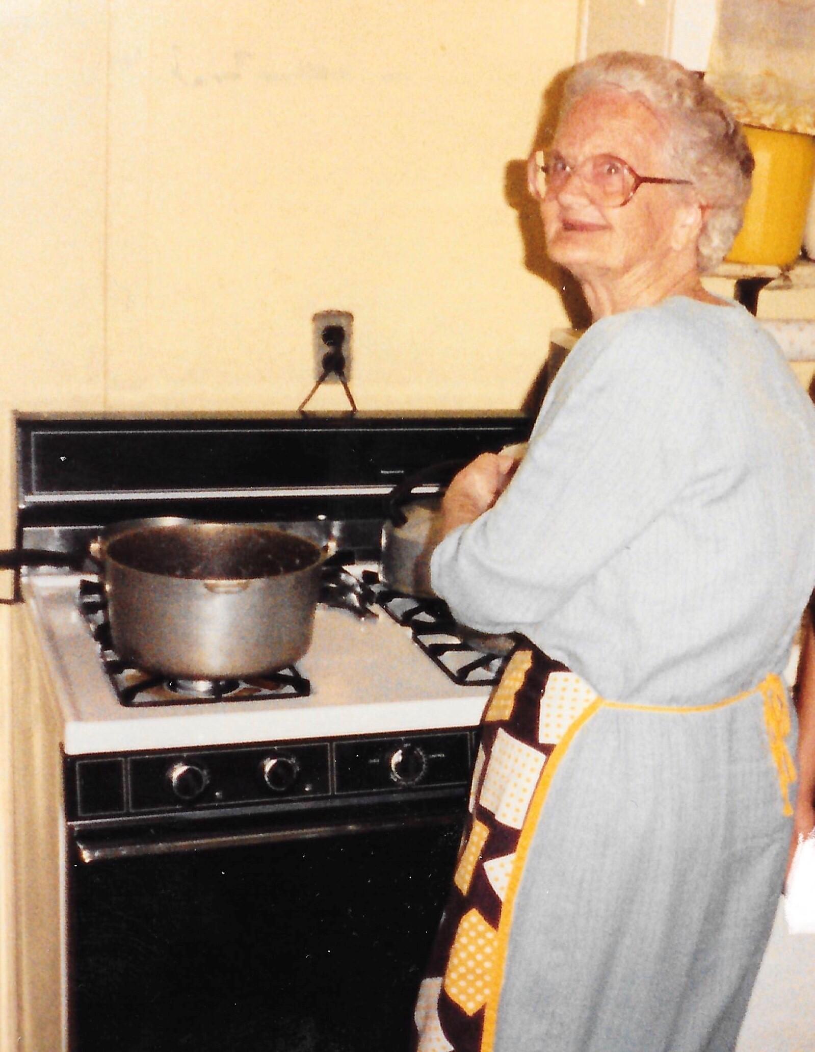 Granny Julia Parker