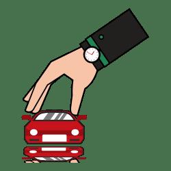 Car on Hand