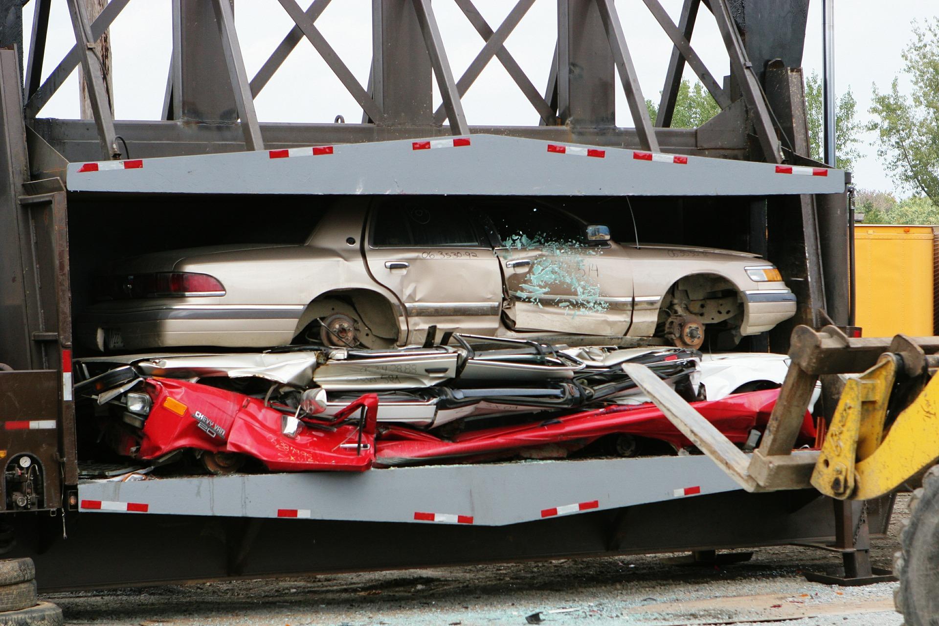 Scrap Car pickup near Lynnfield MA