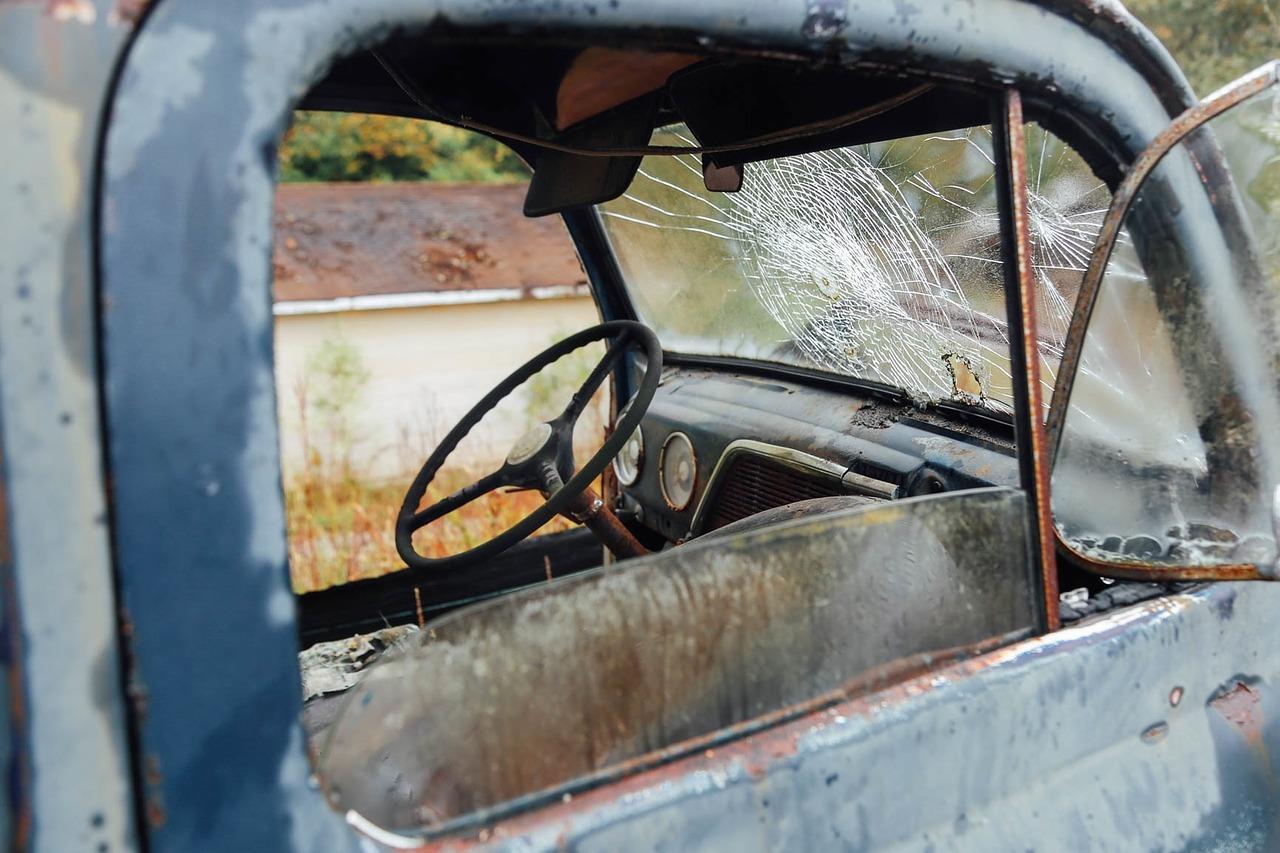 How to scrap a car near Wakefield MA