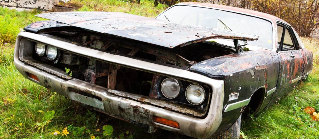 Scrap Car Removal near Lexington MA