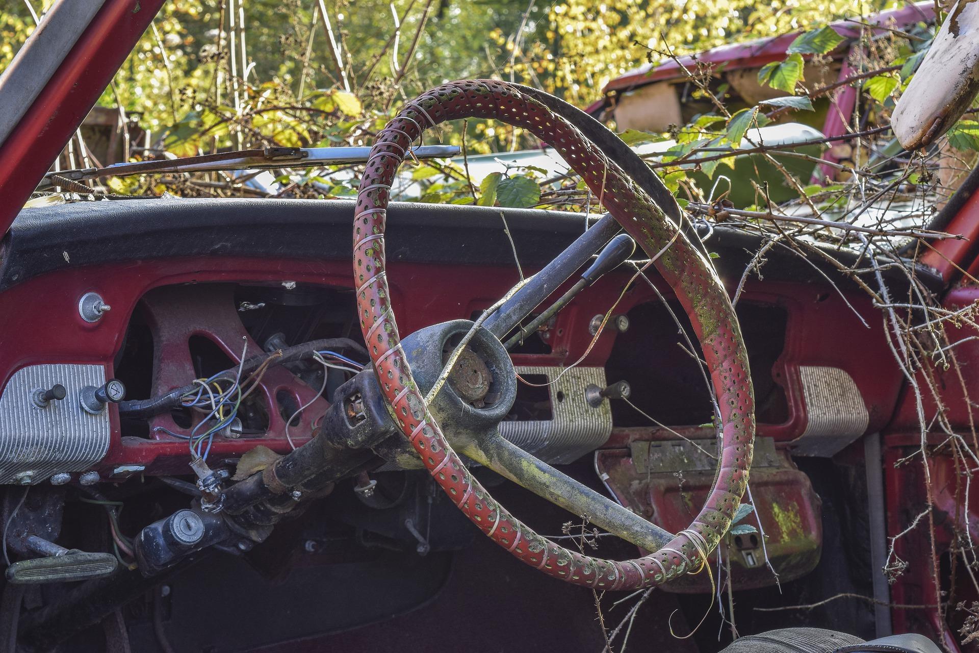 Scrap car removal near Lynnfield MA