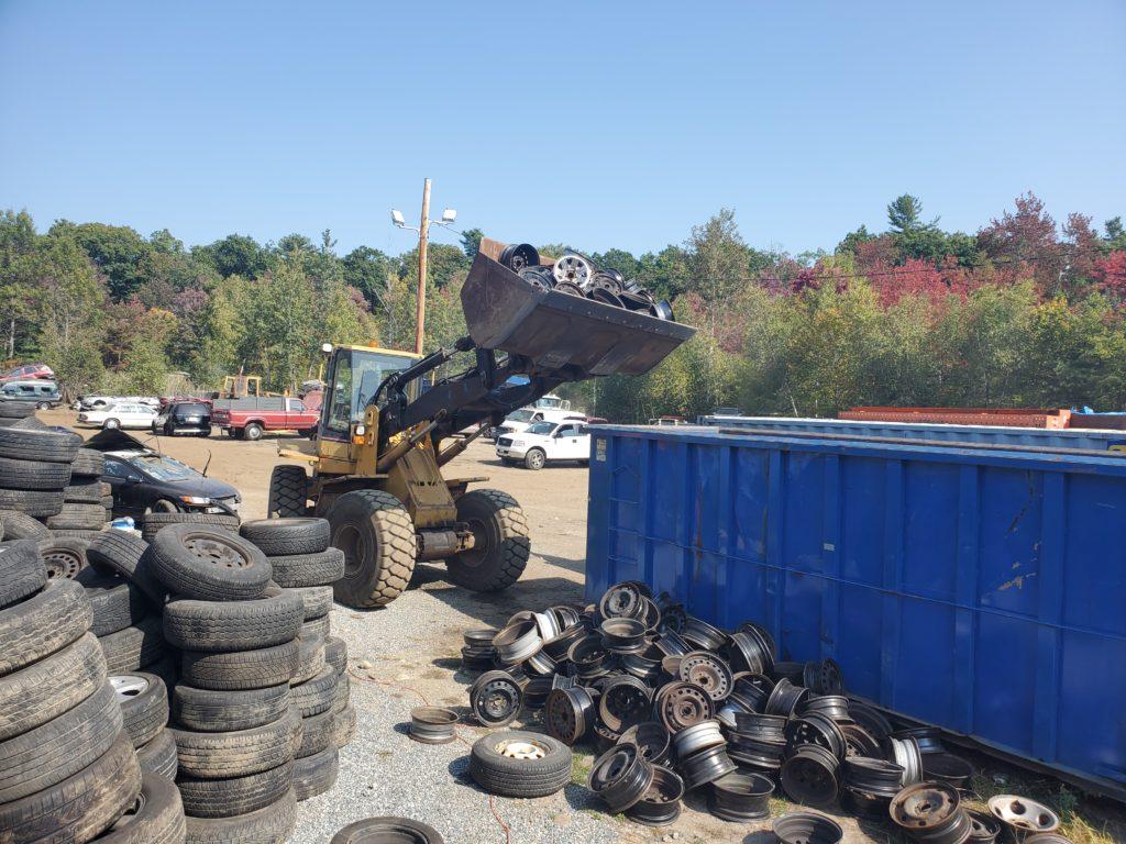 Car Recycling near Winchester MA