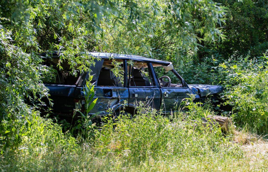 Places that buy junk cars without title near Lexington MA