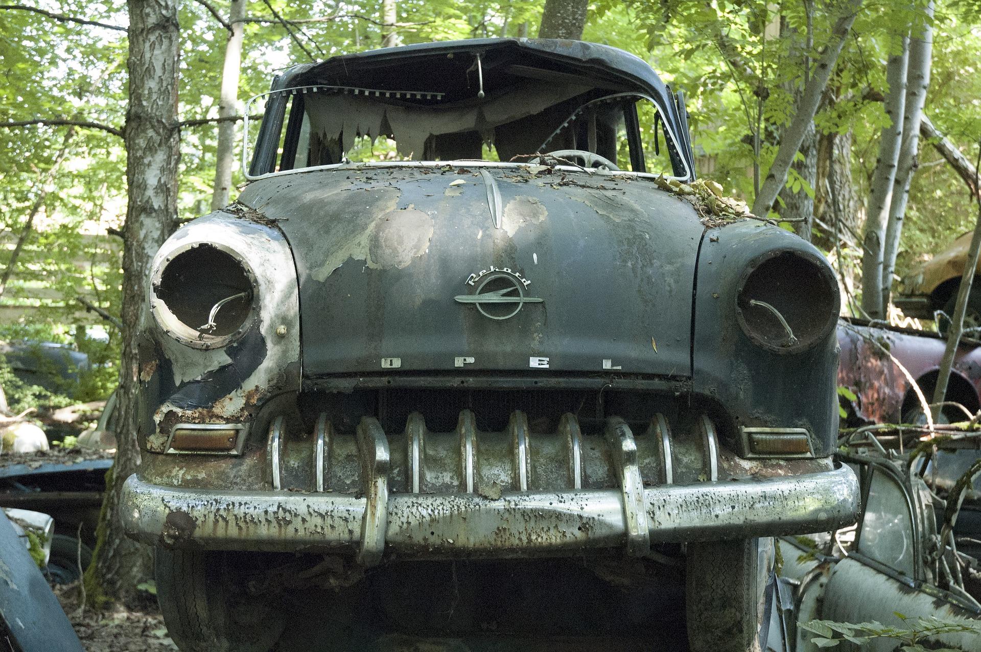 Car Scrapyard near Peabody MA