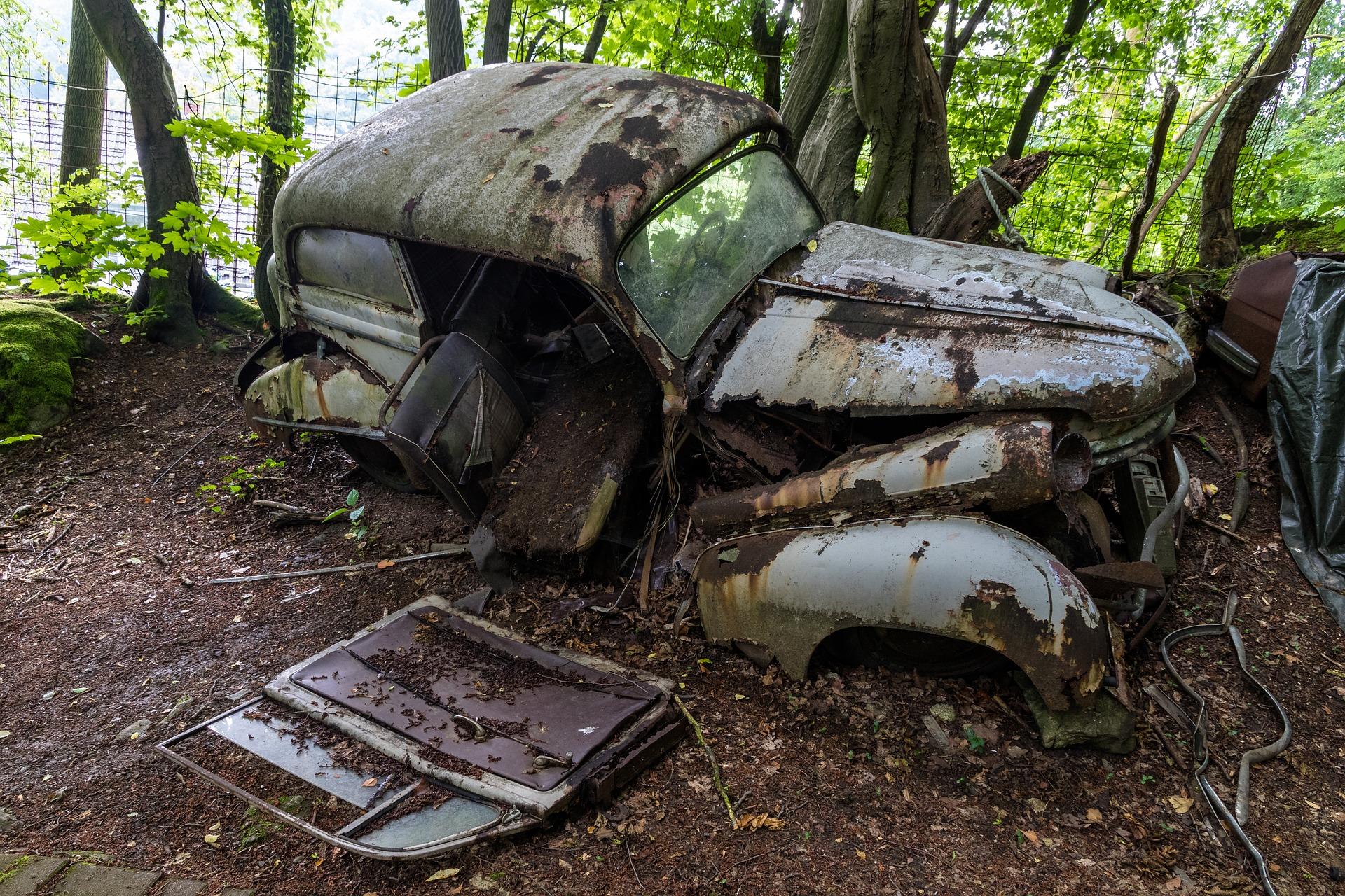Sell Junk car no title near Wakefield MA