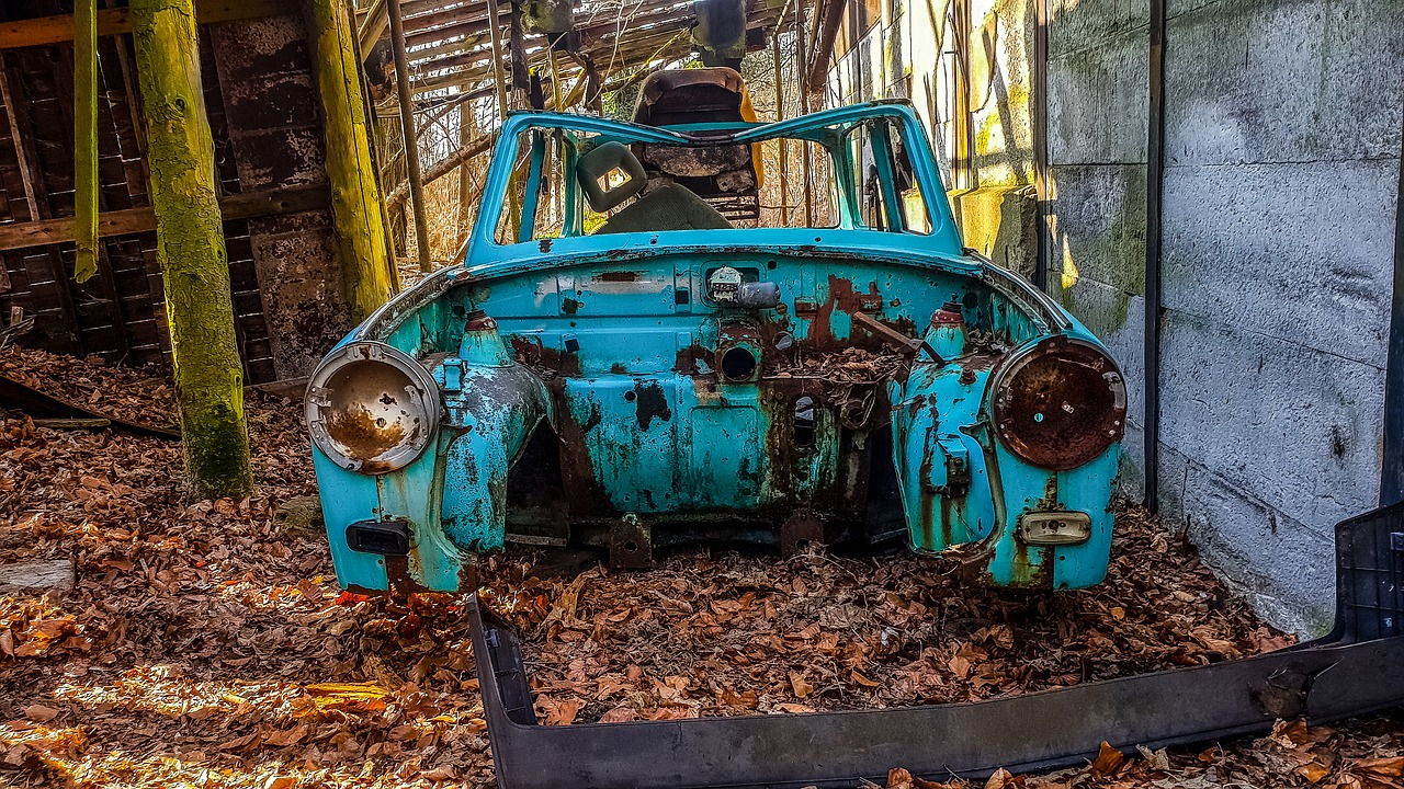 Scrapping a car near Swampscott MA