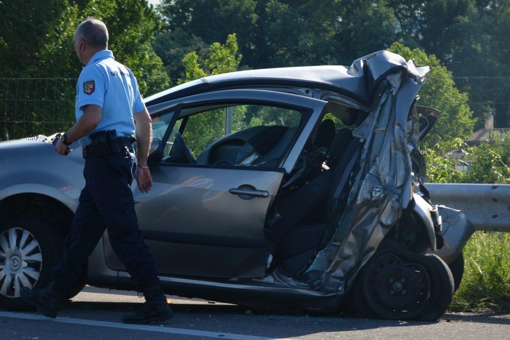 Car scrap near Revere MA