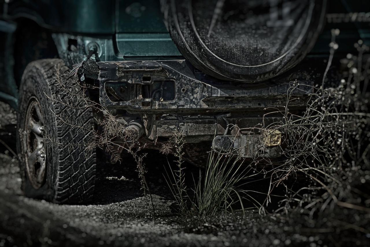 Scrap car pickup near Everett MA