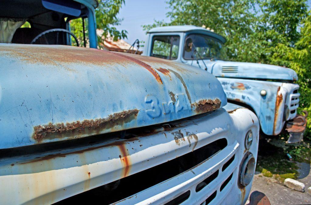 Who buys scrap cars near Burlington MA