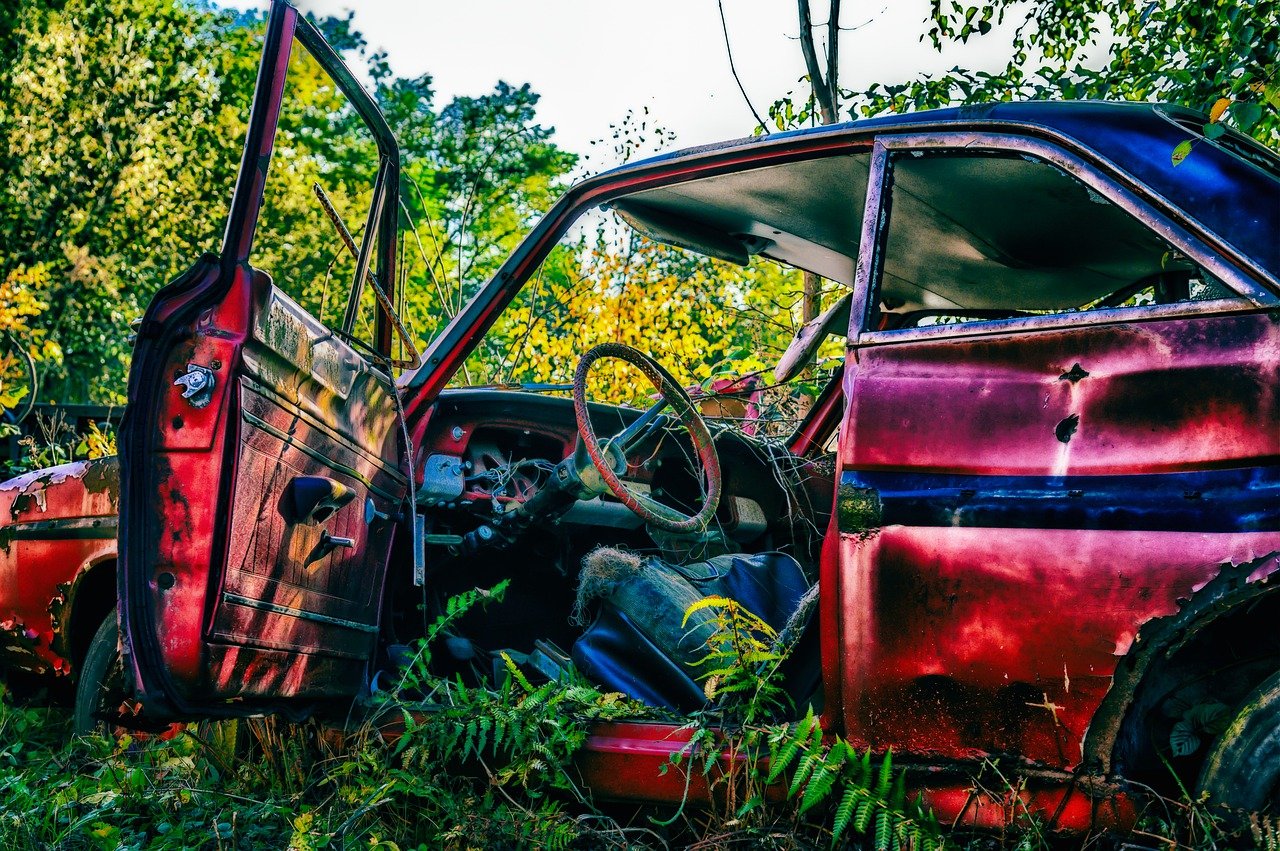 Selling old cars for cash near Arlington MA