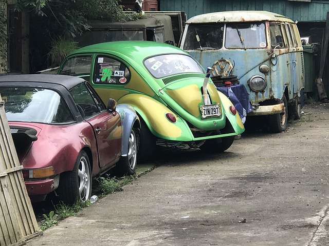 Get rid junk car without title near Beverly MA