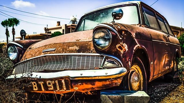 Scrap value of a car near Marblehead MA