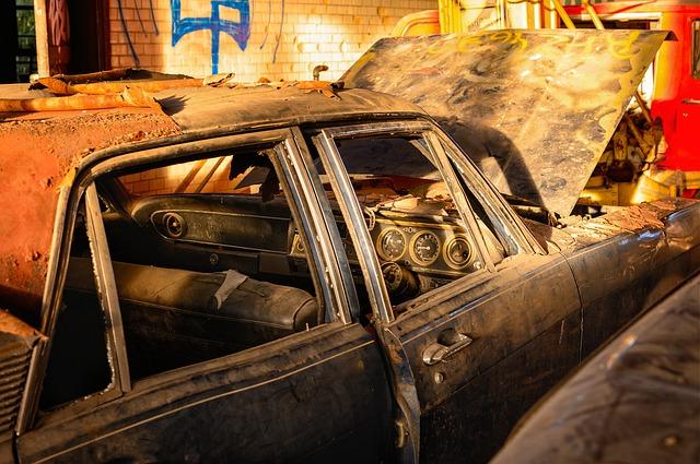 Scrap car pick up near Winchester MA