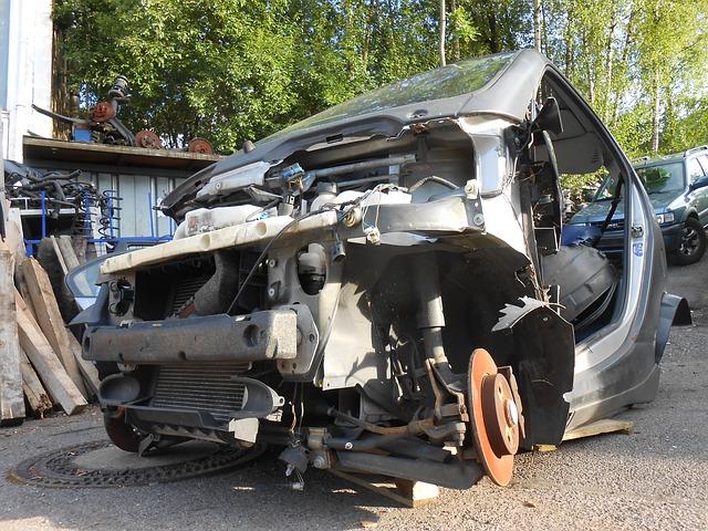 Auto Scrap near Arlington MA