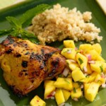 curried-chicken-with-mango-salad