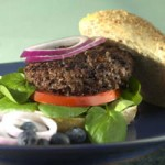 blueberry-beef-burgers