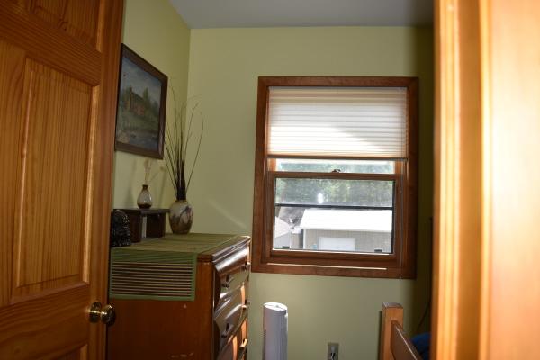 Dressers in bedroom at FishInn