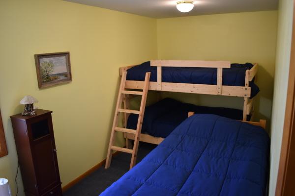 Bedroom at FishInn